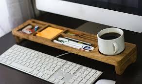 wood desk organizers details organizer for your desktop wooden