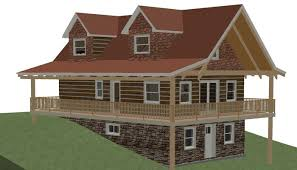 what is a daylight basement sloping lot house plans hillside house plans daylight basements