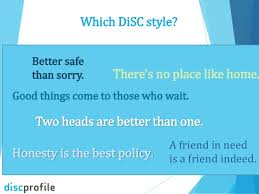 everything disc common sayings quiz