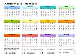 Gambar Kalender 2018 Lengkap Kalender 2018 Indonesia Ferien Feiertage Excel Pdf Vorlagen