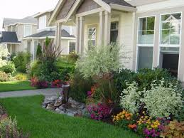 front lawn landscaping designs gardens and landscapings decoration