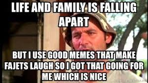 Bill Murray Memes - caddyshack bill murray meme golf sandpoint elks