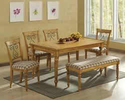 Round Pine Dining Table And Chairs Pine Dining Room Chairs Style - Pine dining room table