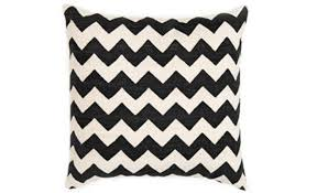 Black And White Zig Zag Rug Rugs Tobi Fairley