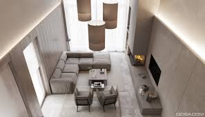 Luxury Homes Interior Design 2 Luxury Homes With Beige Focused Interior Design