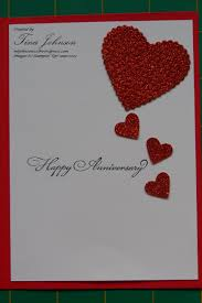 anniversary cards for him gift card holders