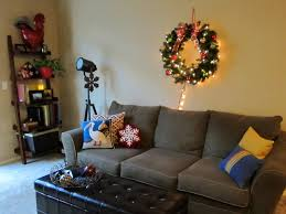 inspired whims small space christmas decor