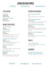 Copywriter Resume Template Resume For Junior Copywriter