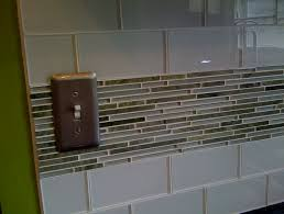 how to install glass mosaic tile kitchen backsplash glass tile trim attractive magnificent backsplash edge install