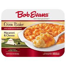 bob cuisine bob oven bake macaroni cheese bob farms