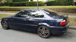 e46 fs t 2004 330ci 93k mi 6 speed manual blue 4500