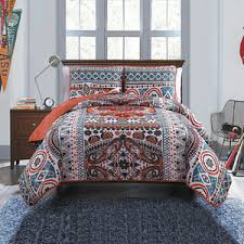 Poetic Wanderlust Bedding Trending Now Boho Bedding Polyvore