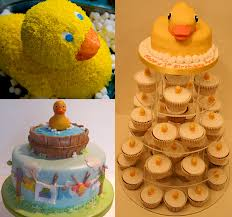 simply amazing duck themed baby shower cakes