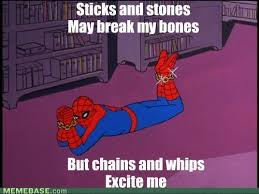 60s Spiderman Memes - funny spiderman meme the pwn zone