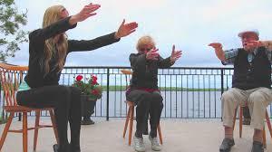 Armchair Yoga For Seniors Yoga For Seniors Youtube