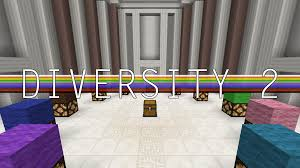 The Dropper Map Diversity 2 Game Map Minecraft Worlds Curse