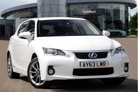 lexus ct 200h 1 8 f sport 5dr cvt auto used 2013 lexus ct 200h 1 8 advance 5dr cvt auto for sale in