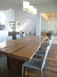 zinc top dining table dining room contemporary with arc lamp