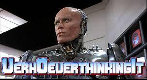 robocop electrocutes himself youtube the american tragic hero 2 robocop overthinking it