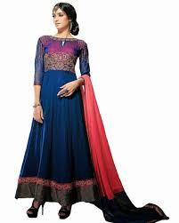 buy long length and stylish anarkali dresses and salwar suit