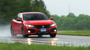 compact cars vs economy cars sporty 2017 honda civic si lacks spice consumer reports