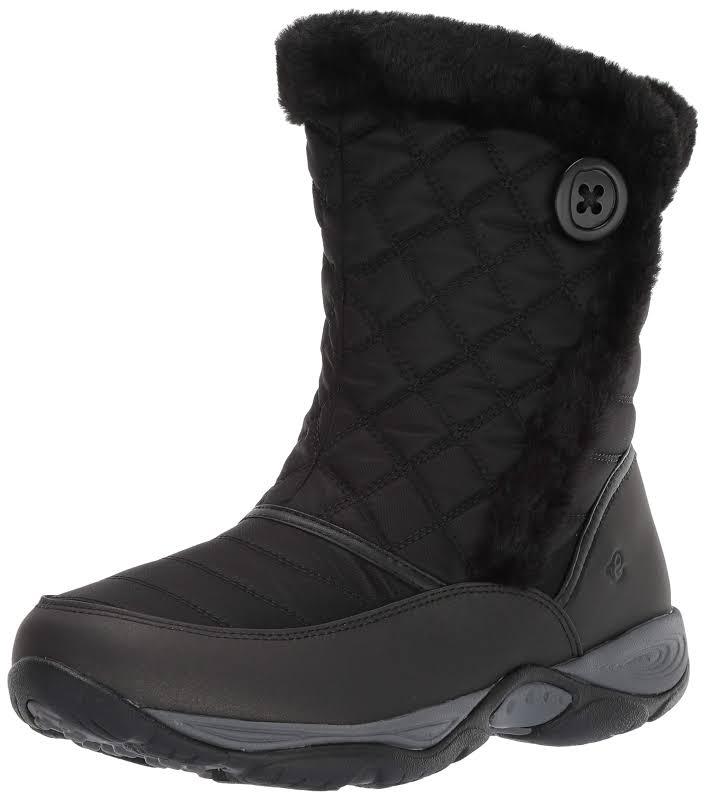 Easy Spirit Exposure 2 Boots Black- Womens