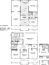 2 story home plans floor plans williamsburg manufactured and modular homes