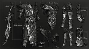daedric reaper armor at skyrim nexus mods and community