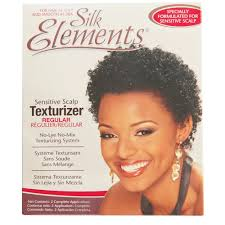 how to texturize black hair silk elements no lye no mix texturizer system regular