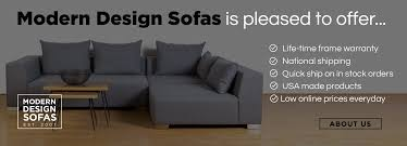modern design sofas furniture store sofas sectionals made in usa