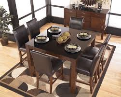 Square Dining Room Table Square Dining Room Sets