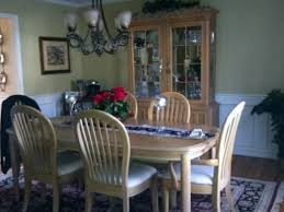 by owner fabulous bernhardt dining room set table 6 chairs u0026 hutch