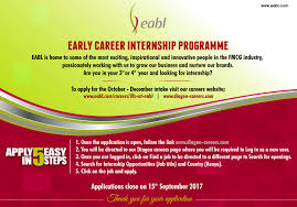 Resume For A Warehouse Job East African Breweries Limited Life At Eabl