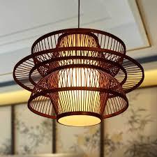 Japanese Chandeliers Creative Chandeliers Lighting Restaurant Hotel Led Hanging