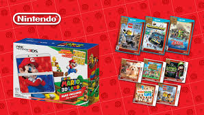 nintendo 3ds xl with super mario 3d land amazon black friday nintendo announces back to deals offers some of the