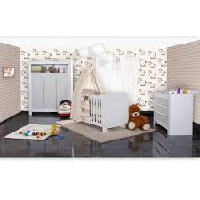 babyzimmer weiß grau babyzimmer felix in weis grau 21 tlg mit 3 türigem kl prestij