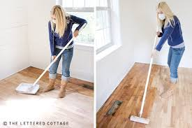 hardwood floor sealer the lettered cottage