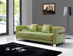 Green Sofa Bed Best 25 Green Leather Sofa Ideas On Pinterest Metal Sofa Chair