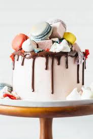 best 25 macaron cake ideas on pinterest macaroon cake drip