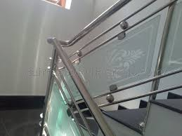 Staircase Handrail Design Stainless Steel Staircase Handrail Design In Kerala 9 Best