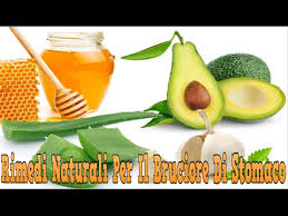 rimedi naturali per il bruciore di stomaco cibi per reflusso