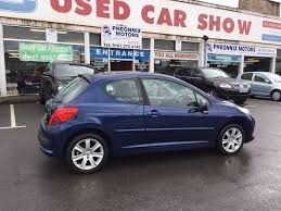 peugeot used car finance used peugeot 207 hatchback 1 6 16v sport 3dr in manchester