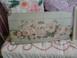 Shabby Chic Paintings by 74 Best Shabby Chic Art Images On Pinterest Flowers Pink Roses