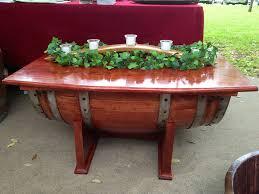 furniture cedarstone ranch wine barrel furniture art and rentals