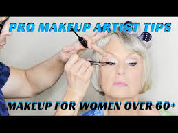 am i to old at sixty to have a beachy look hairstyle how to do makeup on women over 60 makeup tutorial mathias4makeup