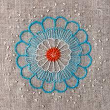 wool hoop crewel embroidery kits