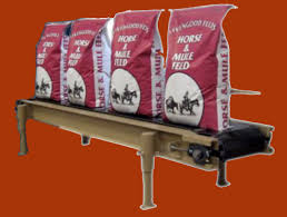 bag handlers johnson and sons bagging equipment