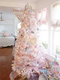 Shabby Chic Christmas Tree by 77 Best Shabby Chic Christmas Images On Pinterest Shabby Chic