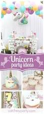 83 best images about party ideas on pinterest birthdays home take a look at this wonderful magical unicorn birthday party the unicorn decorated donuts look