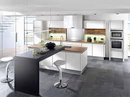 cuisine avec ilot table cuisine avec îlot central 43 idées inspirations cuisine